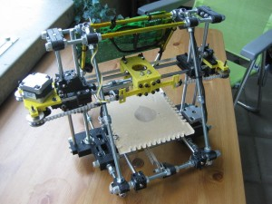 Huxley - The newest RepRap design