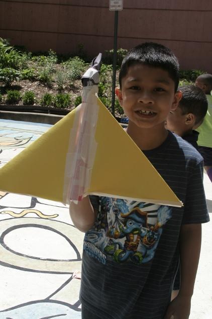 Node Paper Rocket Boy Presents
