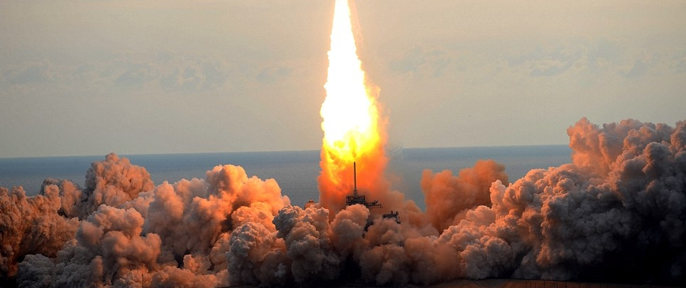 Rocket Plume